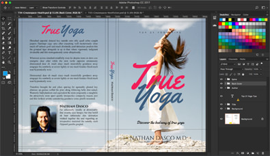 PSD Book Cover Templates